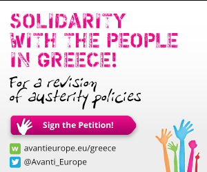 Solidarity with the people in Greece!