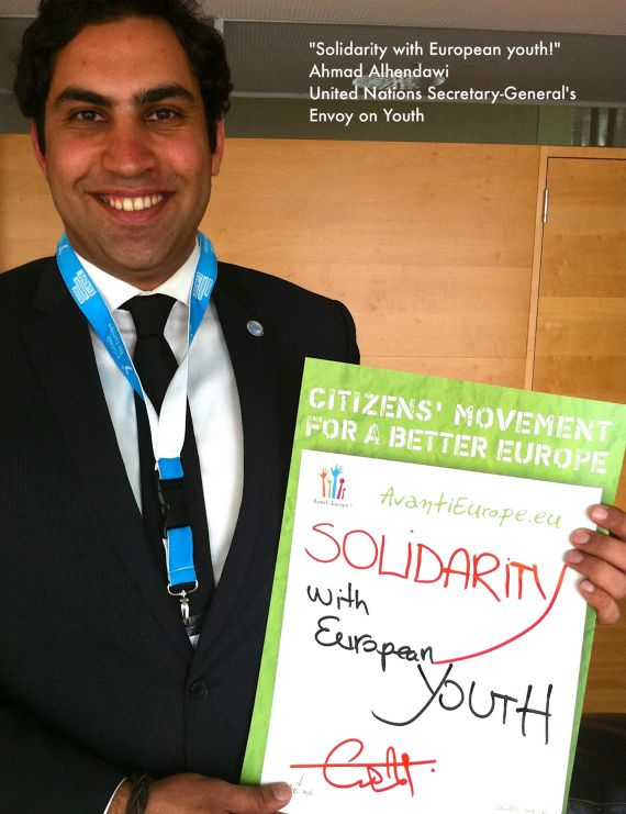 AhmadA_UN envoy on youth
